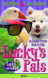 Lucky's Pals book 1 in our kids bedtime stories series